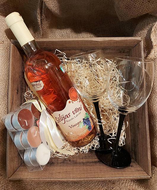 Vinogu vīns